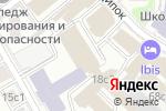 Схема проезда до компании Ре-Финанс в Москве