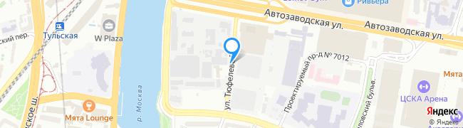 улица Тюфелева Роща