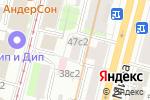 Схема проезда до компании Кик э Пик в Москве