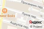 Схема проезда до компании Стеклоэнергия в Москве