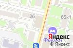Схема проезда до компании РосДорБанк в Москве