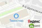 Схема проезда до компании Sal Sapiente в Москве