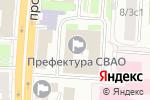 Схема проезда до компании Инженерный центр-Полигон в Москве