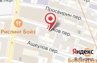 Схема проезда до компании Спецавиа Плюс в Москве