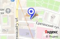 Схема проезда до компании ТРАНСПОРТНАЯ КОМПАНИЯ VIP-LIMOUSINE в Москве