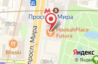 Схема проезда до компании Бюро Путешествий «Эллипс Вояж» в Москве