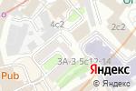 Схема проезда до компании Ваша юридическая скорая помощь в Москве