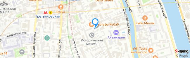 Большая Татарская улица