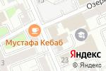 Схема проезда до компании Почтовое отделение №115184 в Москве