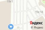 Схема проезда до компании Каширский двор-1 в Москве