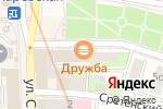 Схема проезда до компании Gunsroom в Москве