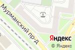 Схема проезда до компании Карекс в Москве