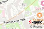 Схема проезда до компании The First Group в Москве