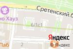 Схема проезда до компании Дер Кайзен Трансконтиненталь в Москве