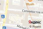 Схема проезда до компании КБ Московское ипотечное агентство в Москве