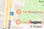 Схема проезда до компании Russwell в Москве
