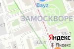 Схема проезда до компании Smiles clinic в Москве