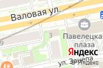 Схема проезда до компании Вгости в Москве