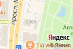 Схема проезда до компании Огород-бар в Москве
