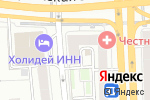 Схема проезда до компании Шоколадница в Москве