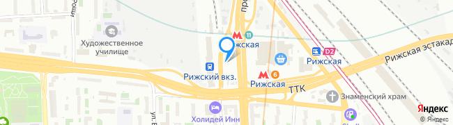 Рижская площадь