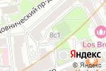Схема проезда до компании Лингва-Гарант в Москве