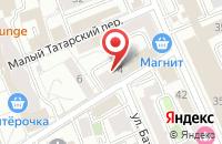 Схема проезда до компании Трасткомпани в Москве