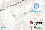 Схема проезда до компании Лаптев и партнеры в Москве