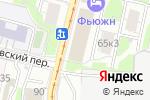 Схема проезда до компании Тётушка сова в Москве