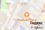 Схема проезда до компании FriendsBook в Москве