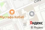 Схема проезда до компании Азбука питания в Москве