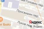 Схема проезда до компании Reach Heaven в Москве