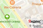 Схема проезда до компании PQD.ru в Москве
