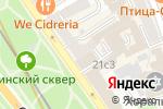 Схема проезда до компании Бизнес Лайтхаус в Москве