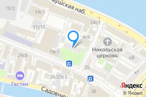 Снять студию в Москве м. Новокузнецкая, Садовническая улица, 21