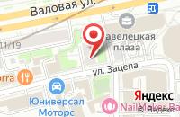Схема проезда до компании Фото.ру в Москве
