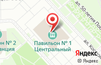 Схема проезда до компании Информационно-Исследовательский Центр «История Фамилии» в Москве