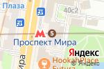 Схема проезда до компании Алерд в Москве