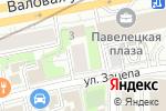 Схема проезда до компании Medhitech в Москве