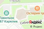 Схема проезда до компании Вектор Аутсорсинг в Москве