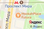 Схема проезда до компании БиоЭраГрупп в Москве