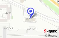 Схема проезда до компании АВАРИЙНО-ДИСПЕТЧЕРСКАЯ СЛУЖБА ЮЖНЫЕ ЭЛЕКТРОСЕТИ в Москве