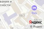 Схема проезда до компании Ирекс в Москве