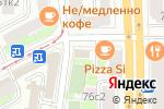 Схема проезда до компании Димфарм в Москве