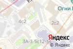 Схема проезда до компании Центр Перемен в Москве
