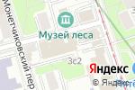 Схема проезда до компании HTC в Москве