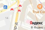 Схема проезда до компании ПАЛАР в Москве