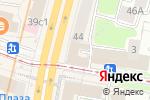 Схема проезда до компании Тестиль Лайн в Москве