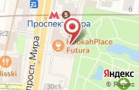 Схема проезда до компании Институт Права и Публичной Политики в Москве