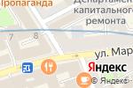 Схема проезда до компании ТранСал в Москве